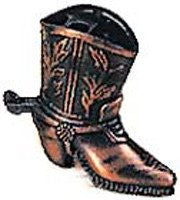Antique Pencil Sharpener: Cowboy Boot - GermanGiftOutlet.com