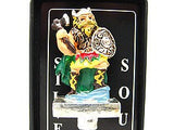 Collectible Souvenir Spoon Norwegian Viking - GermanGiftOutlet.com  - 2