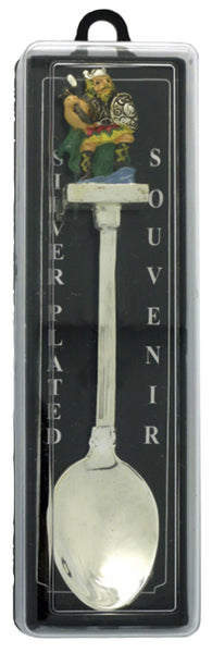 Collectible Souvenir Spoon Norwegian Viking - GermanGiftOutlet.com  - 1