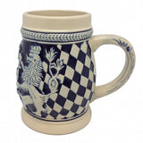 Bayern Coat of Arms Ceramic Beer Stein no/Lid - GermanGiftOutlet.com  - 1