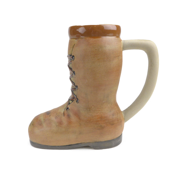 German Beer Boot Stein without lid-ST02