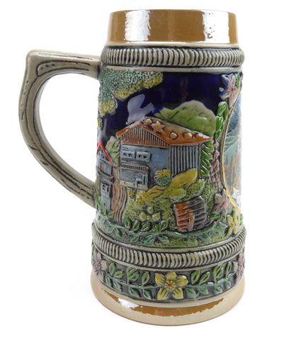 Ludwig's Mini Beer Stein Shot Glass - GermanGiftOutlet.com  - 1
