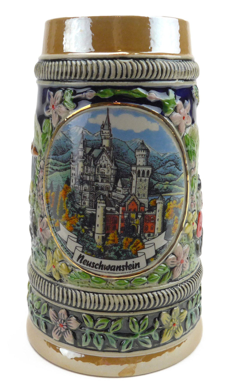 Ludwig's Mini Beer Stein Shot Glass - GermanGiftOutlet.com  - 2