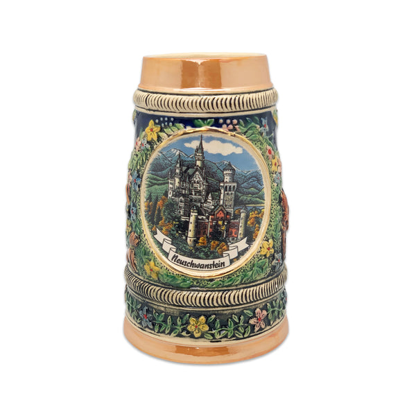 Ludwig's Beer Stein without Lid - GermanGiftOutlet.com  - 4