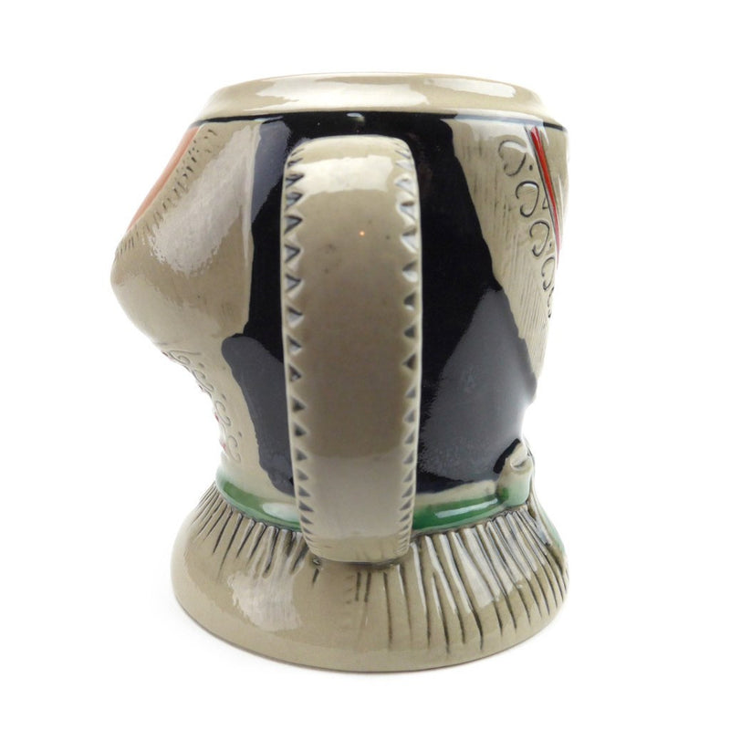 German Dirndl Ceramic Stein without Lid - GermanGiftOutlet.com  - 2