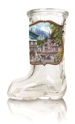 Beer Boot Glass Shot: German Summer - 1 - GermanGiftOutlet.com