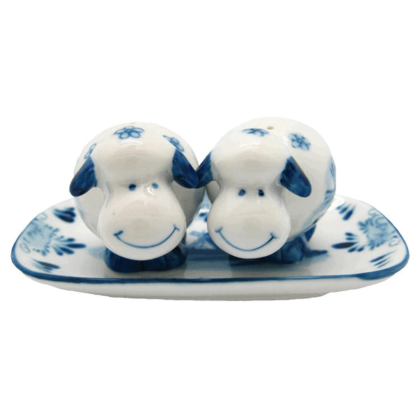 Unique Salt and Pepper Shakers Happy Sheep - GermanGiftOutlet.com  - 1