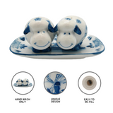 Unique Salt and Pepper Shakers Happy Sheep - GermanGiftOutlet.com  - 3