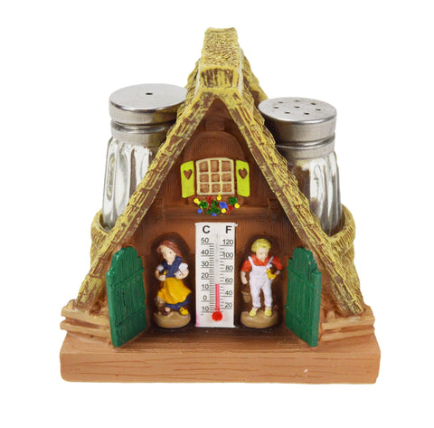 German Clock Haus S&P Set - GermanGiftOutlet.com