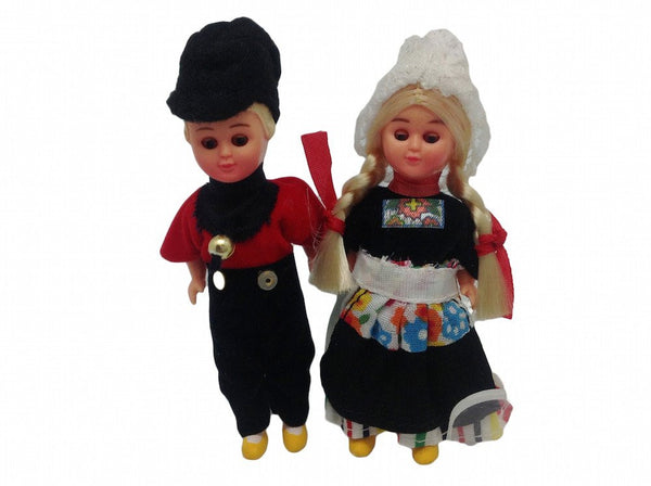 Ethnic Dutch Dolls Costume Boy and Girl - GermanGiftOutlet.com  - 1