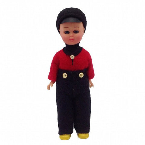 Dutch Doll Boy In Dutch Costume - GermanGiftOutlet.com  - 1