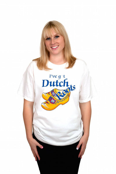 "Dutch T Shirts ""Got Dutch Roots"" - GermanGiftOutlet.com  - 1"