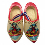 Dutch Shoes Decorated Wooden Clogs - GermanGiftOutlet.com  - 2