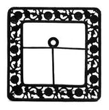 Tile German House Numbers Metal Frame - GermanGiftOutlet.com  - 2
