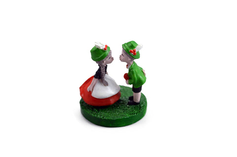 "German Couple Miniature/1.5"" - 1 - GermanGiftOutlet.com"