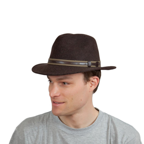 Australian 100% Genuine Wool Hat - GermanGiftOutlet.com  - 2