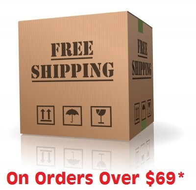 Free Shippin on orders over $69