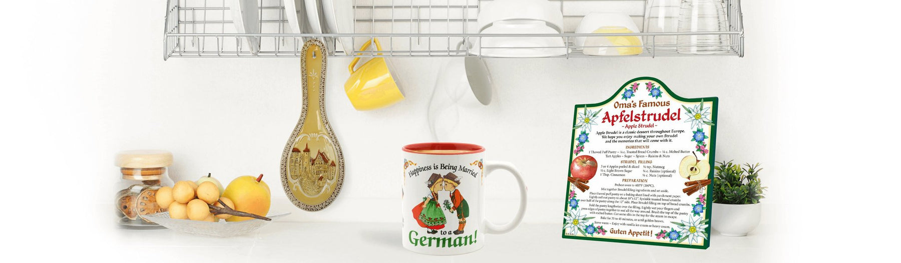 Banner German Kitchen