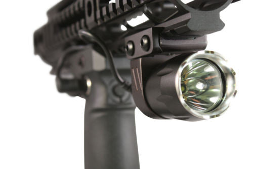 Tactical Vertical Foregrip 320 Lumen CREE LED Weapon Mount Light Flashlight