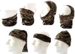 Real Tree Max 5 Quik Camo Quik Cover Convertible Face Mask Balaclava Beanie