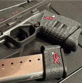 Talon Grips for Springfield XDS 9mm & 45 Black Rubber Texture Grip Wrap 207R