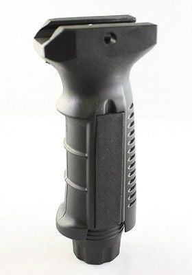 Tactical Vertical Foregrip Grip Pressure Switch Housing & Battery Storage