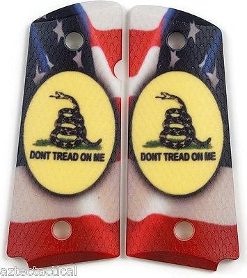 Don't Tread on Me USA Compact 1911