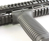 Tactical Vertical Foregrip Grip Conceal Battery Storage