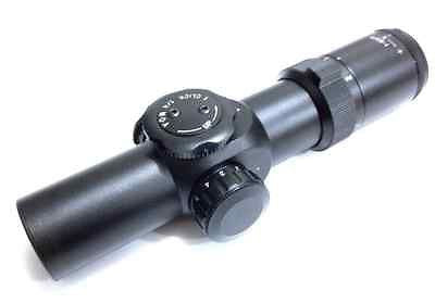 1-6x28 First Focal Plane FFP Tactical Rifle Scope 35mm Tube CQB