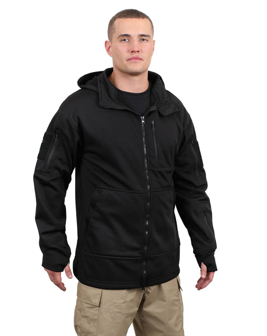 Tactical Zip Up Hoodie