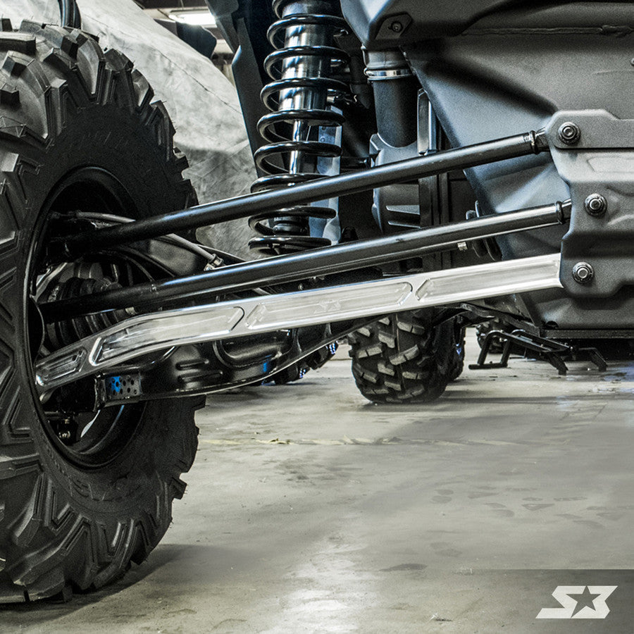 S3 Power Sports Can-Am Maverick X3 High Clearance Lower Radius Rods