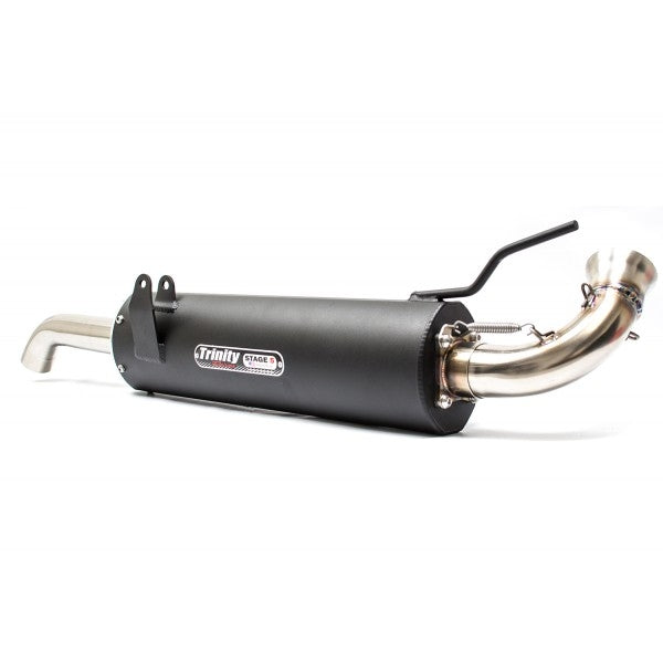Polaris Ranger XP 900 13-15 Slip-On Exhaust System