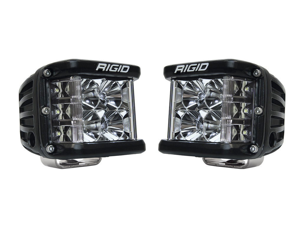 Rigid Industries D-SS Side Shooter Pro | Flood (Pair)