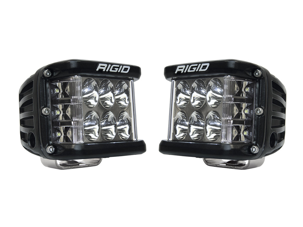 Rigid Industries D-SS Side Shooter Pro | Driving (Pair)