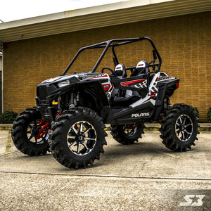 "S3 Power Sports Polaris RZR S 900 / RZR S 1000 7"" Lift Kit"