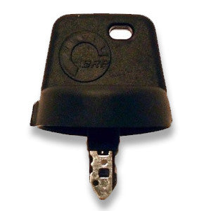 Can Am Black Digital Ignition Key