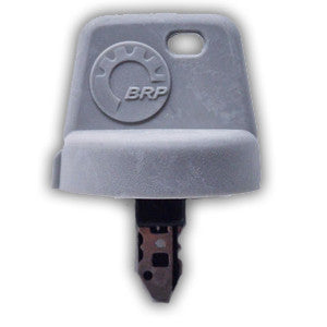 Can Am Grey Digital Ignition Key - Warranty Killer Performance