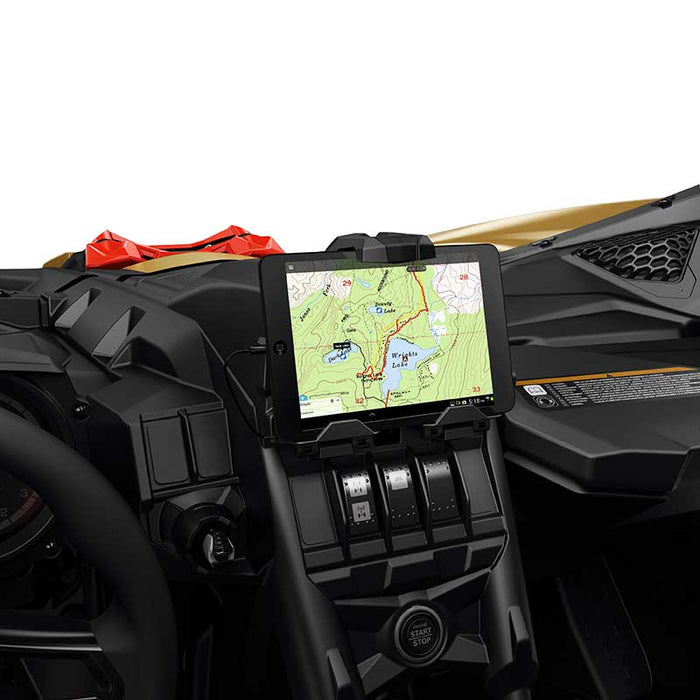 Can Am Maverick X3 Electronic Device / Tablet Support Holder