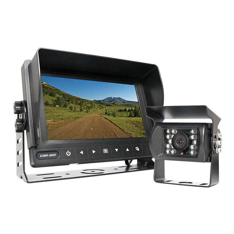 Can Am Back-Up Monitor and Camera Kit - Warranty Killer Performance
