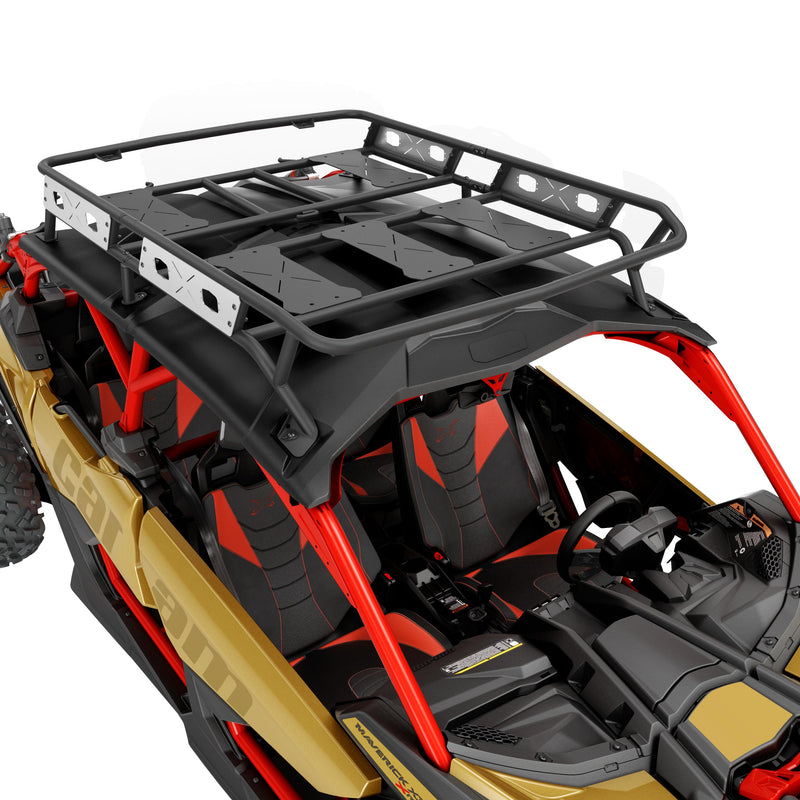 Can Am Maverick X3 MAX Adventure Roof Rack – Warranty Killer Performance