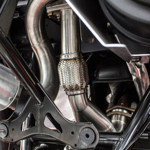 Can Am - Maverick Turbo - HMF Race-Pipe Systems