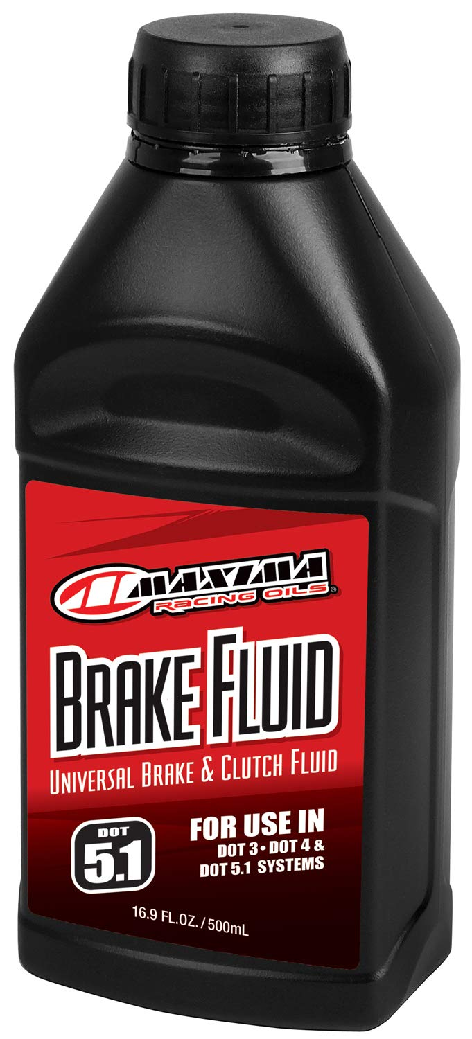 Maxima Racing Universal Brake Fluid DOT 5.1