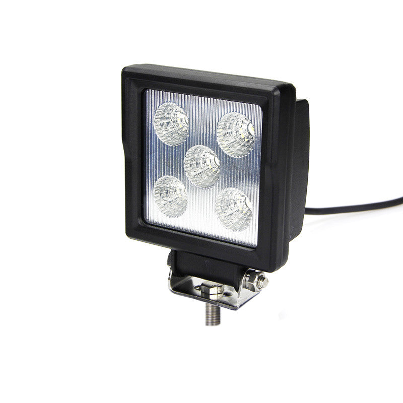 Aftershock Series LED Work Light 4inch - 15W - Spot Beam - Black - Warranty Killer Performance