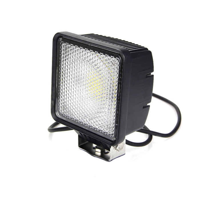 Aftershock Series LED Work Light 5inch - 30W - Flood Beam - Black