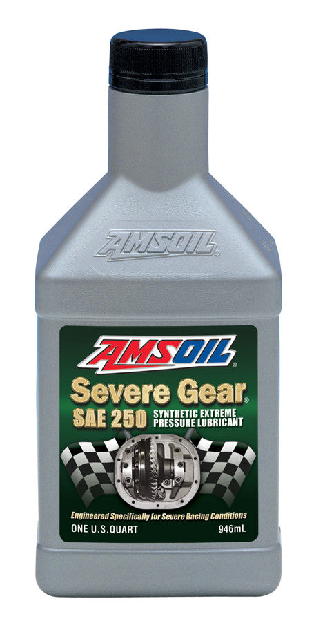 Amsoil Severe Gear® SAE 250 Synthetic Lube 1 Qt. - Warranty Killer Performance