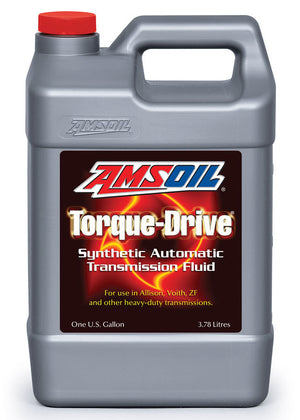 Amsoil Torque Drive Synthetic Automatic Transmission Fluid - Warranty Killer Performance