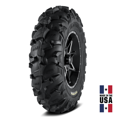 Blackwater Evolution Tire - Warranty Killer Performance