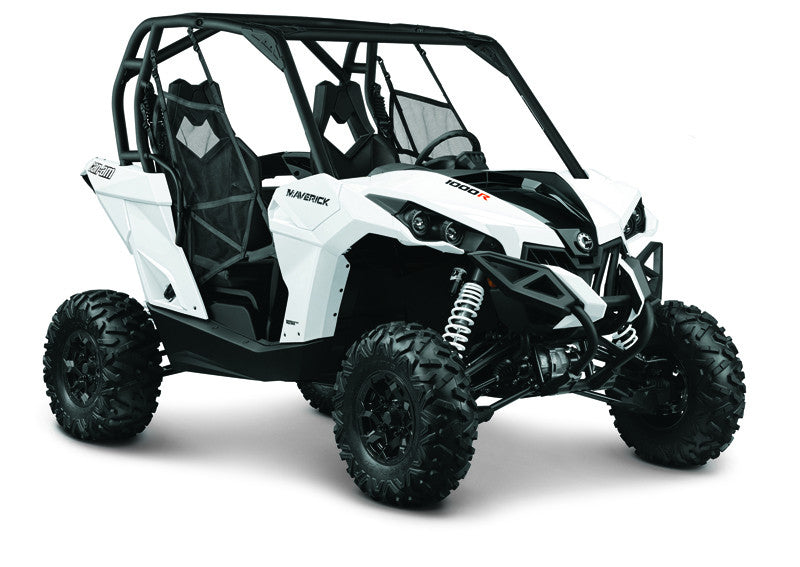 Can-Am Maverick Plastics - Complete Set - Warranty Killer Performance