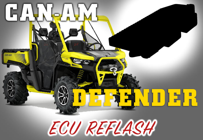 Can Am Defender ECU Reflash