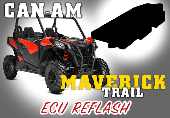Can Am Maverick Trail ECU Reflash